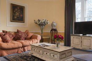 Pitcalzean House Living Room