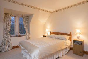 Pitcalzean House Bedroom