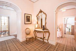 Pitcalzean House interior