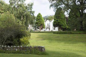 Pitcalzean house gardens