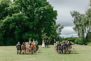 Pitcalzean House Sophie and Sam Ceremony